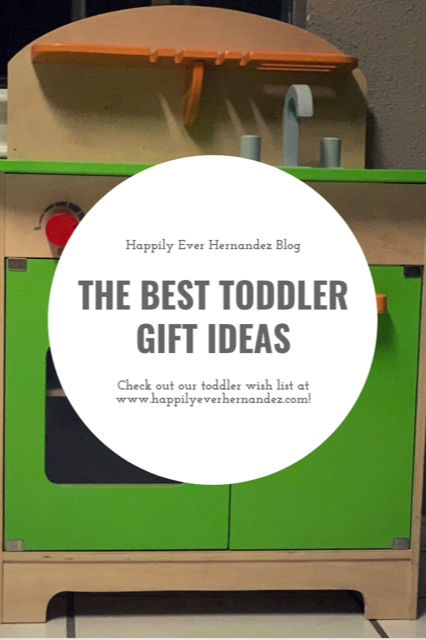 Best Toddler Gift Ideas Hape Kitchen