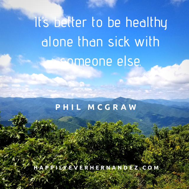 Ultimate 50 Quotes About Health For A Motivational 2019 view from afar of the smoky mountains