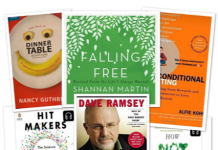 Best Books of 2018 health, finance, personal development, faith, parenting, and personal development.