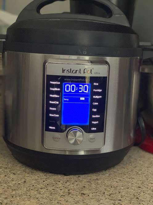instant pot amazon favorites on counter