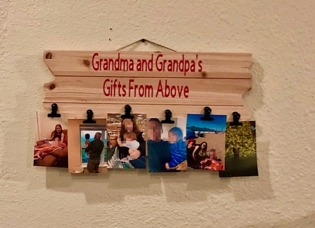 DIY Gift Cricut Wooden Photo Pallet