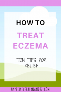 how to treat eczema top ten tips for relief