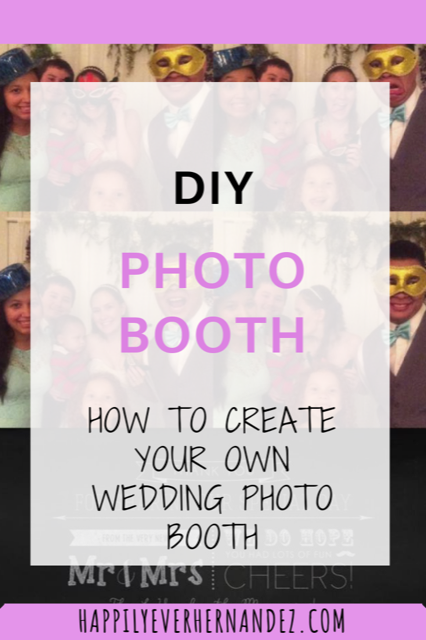 DIY Photo Booth How to create your own