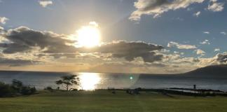 Maui Travel guide Kamaole beach park