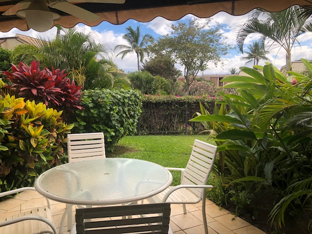 maui travel guide kihei patio