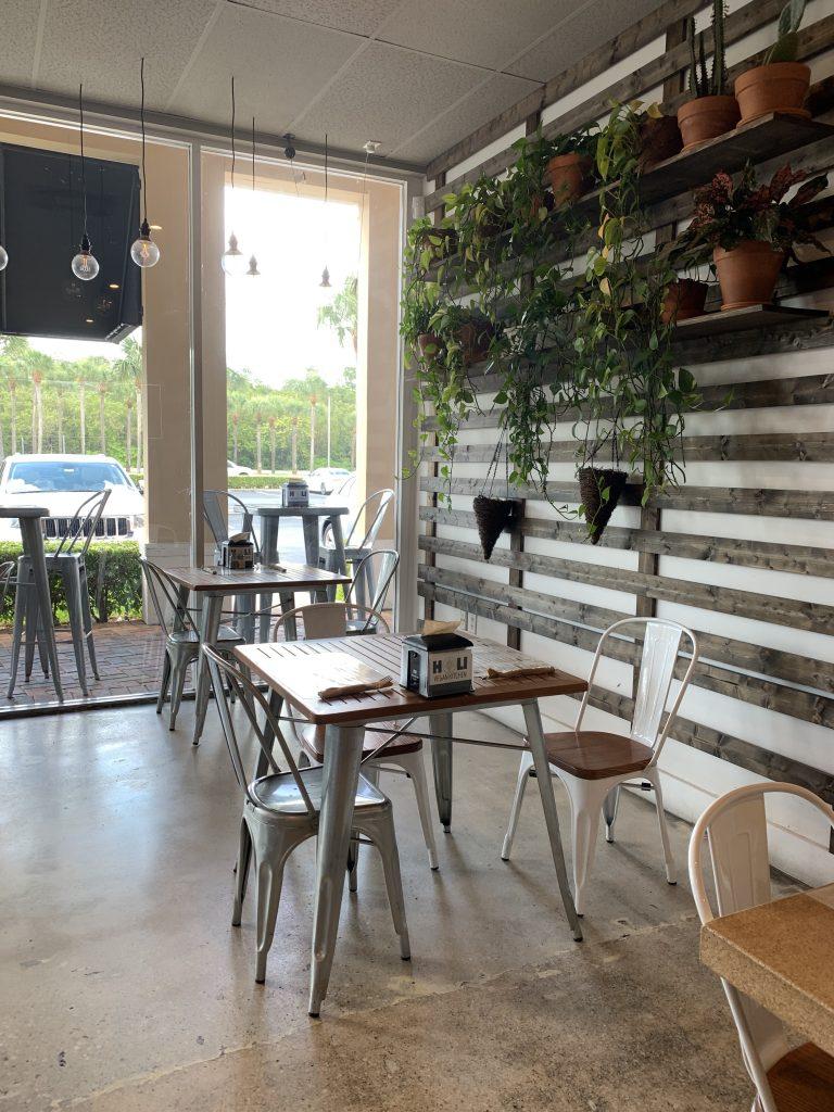 Miami vegan restaurant