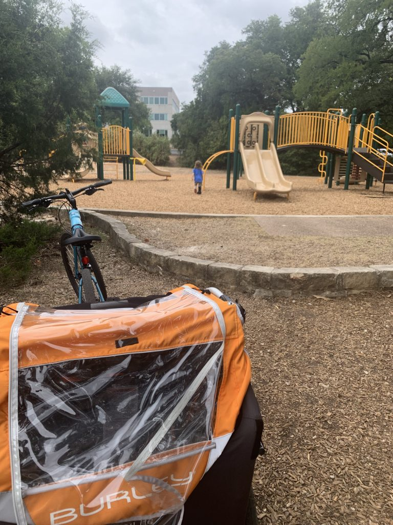 things to do in Austin with toddlers biking
