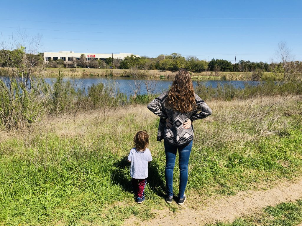 things to do in Austin with toddlers Riata park