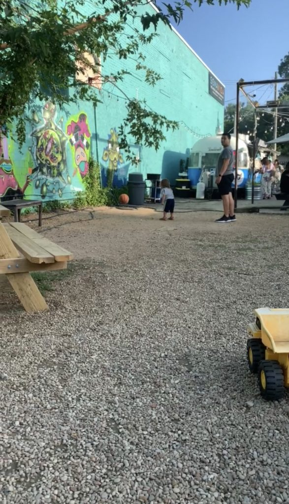 things to do in Austin with toddlers food trucks