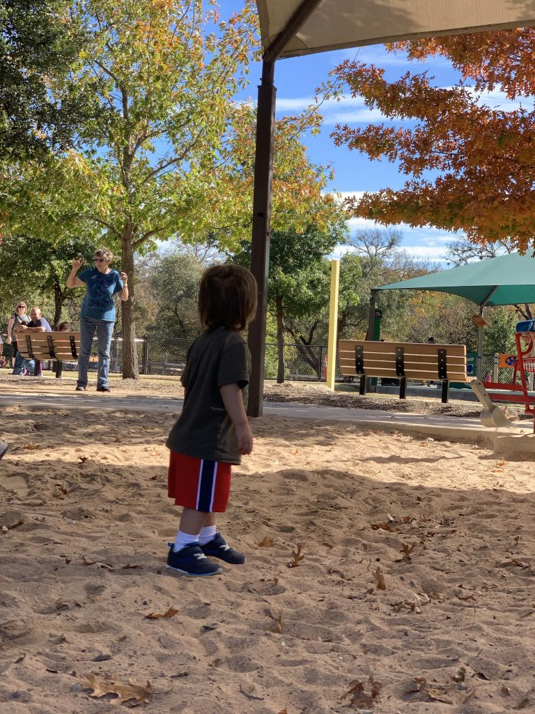 things to do in Austin with toddlers play for all abilities park