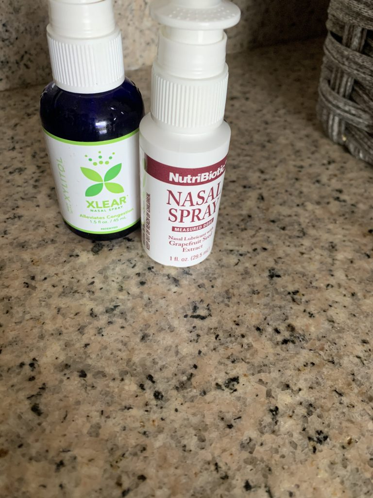 natural remedies nasal