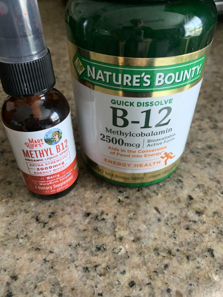 holistic supplements b12