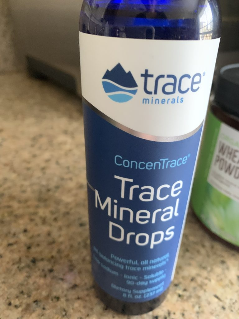 holistic supplements trace minerals