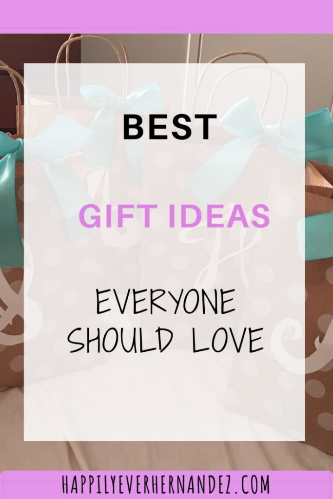 best gift ideas pinnable