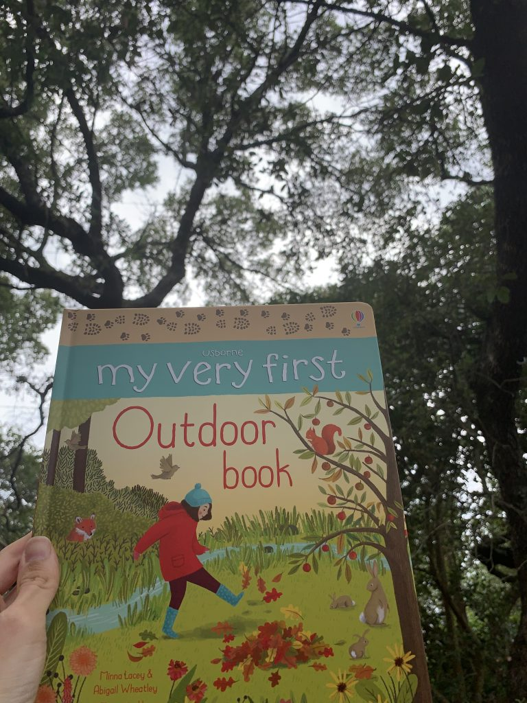 first outdoor book