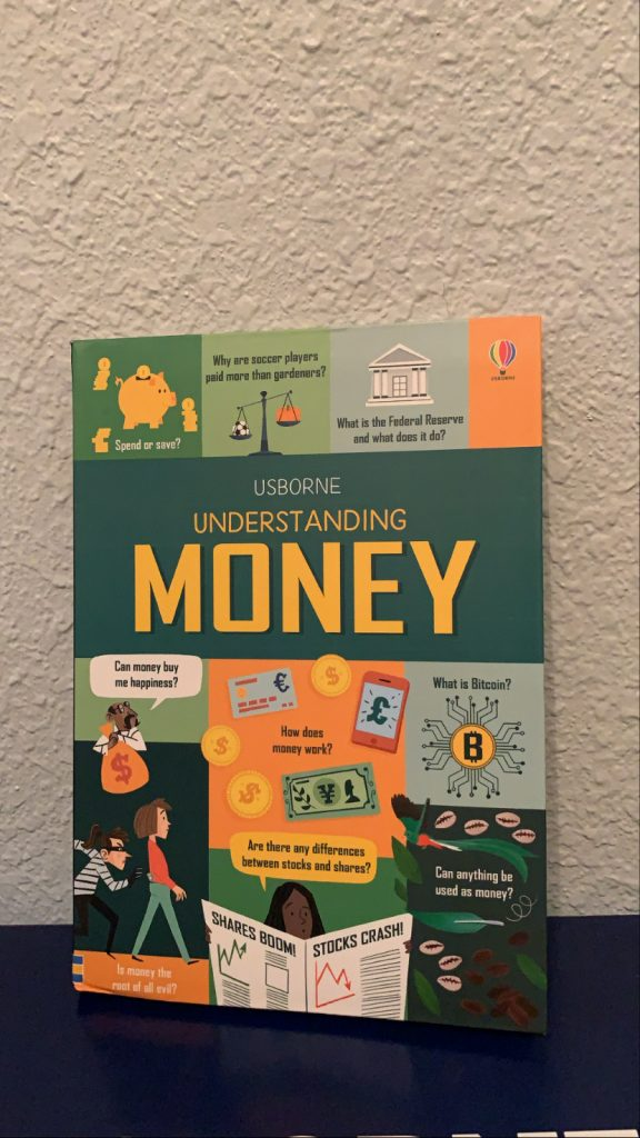 Usborne money book